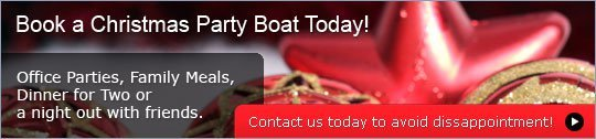 Christmas Party Boat Cruises