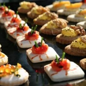 London Party Boats Catering