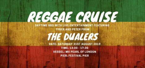 The Dualers Reggae River Cruise