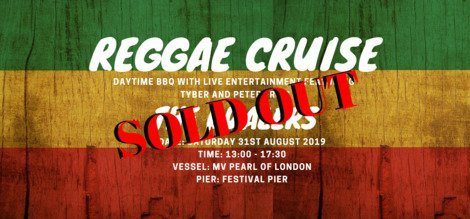 Sold out reggae cruise 2